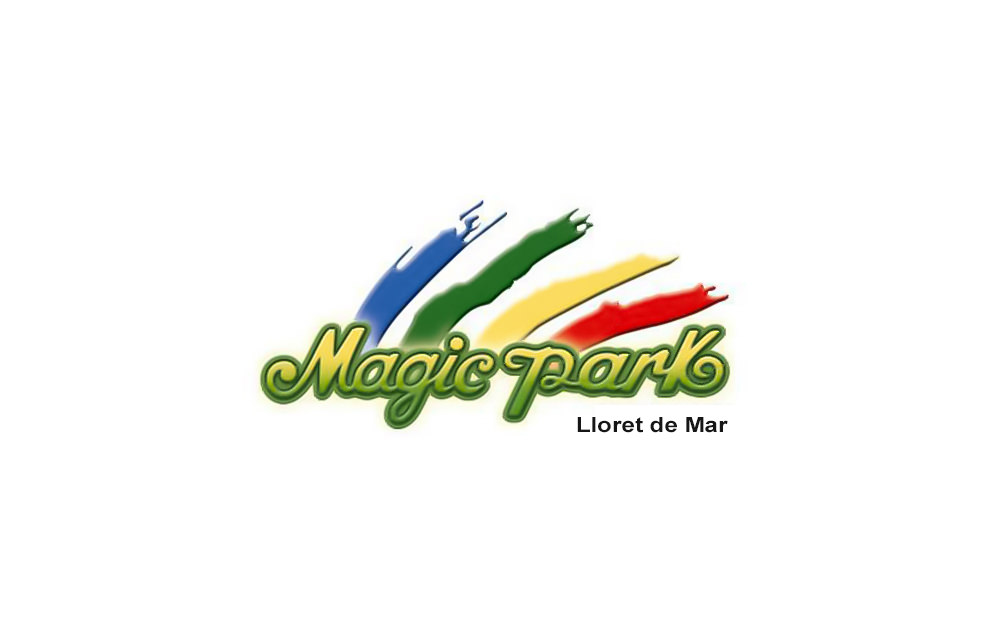 Disco Magic Park - Lloret de Mar - Logo