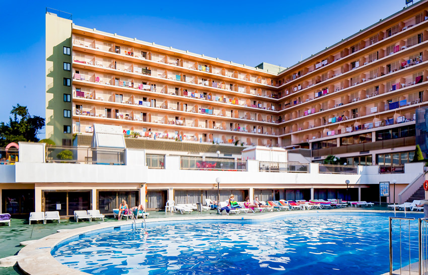 Hotel Casino Royal - Lloret de Mar - Pool