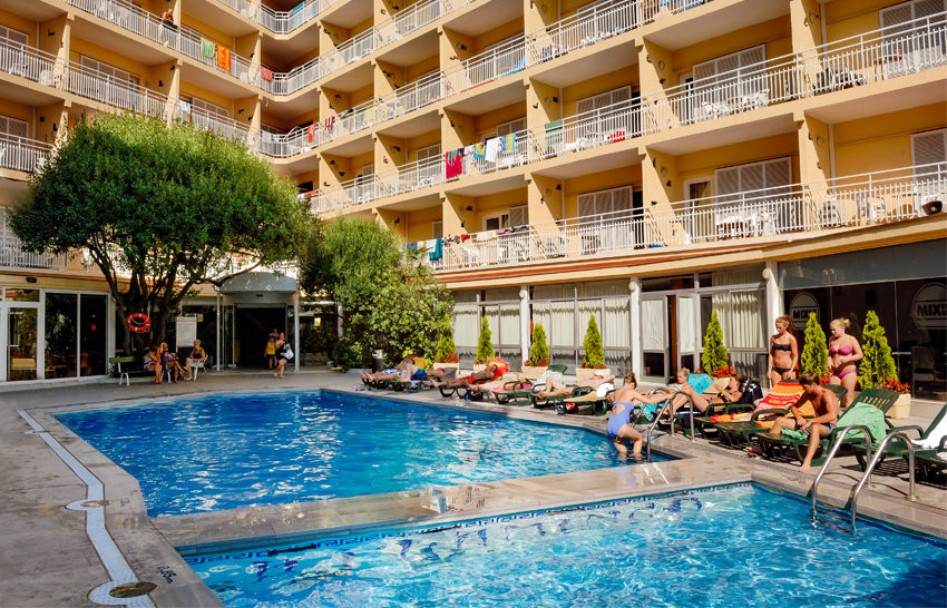 Hotel Flamingo - Lloret de Mar - Pool