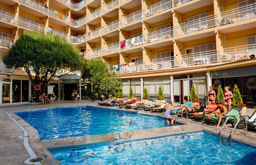 Hotel Flamingo - Lloret de Mar - Pool