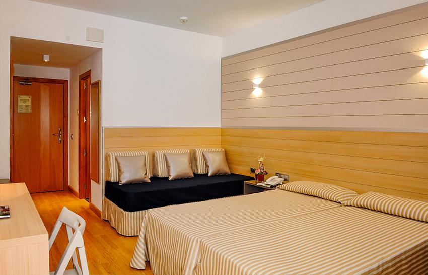 Hotel Flamingo - Lloret de Mar - Zimmer