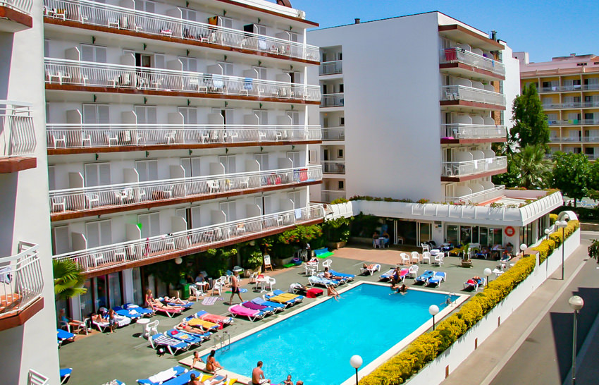 Hotel Garbi Park - Lloret de Mar - Pool