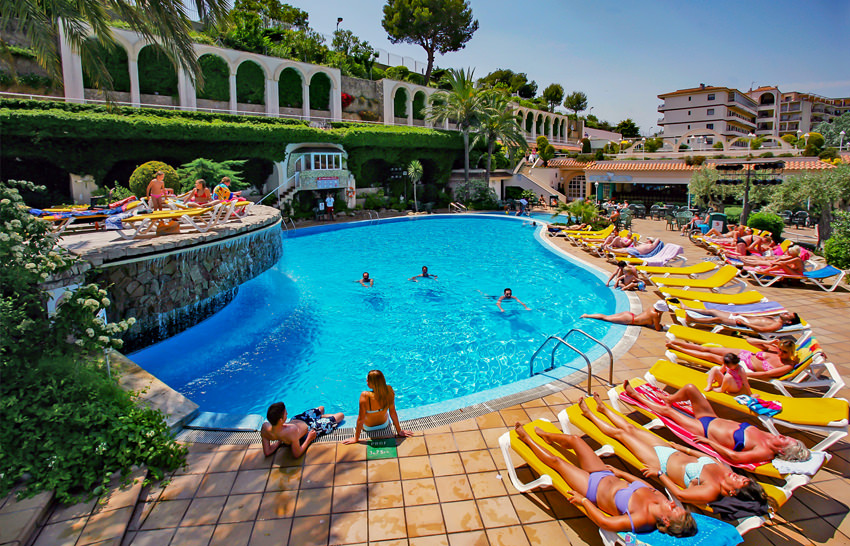 Hotel Guitart Central Park - Lloret de Mar - Pool