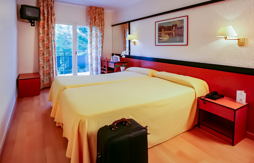 Hotel Guitart Central Park - Lloret de Mar - Zimmer