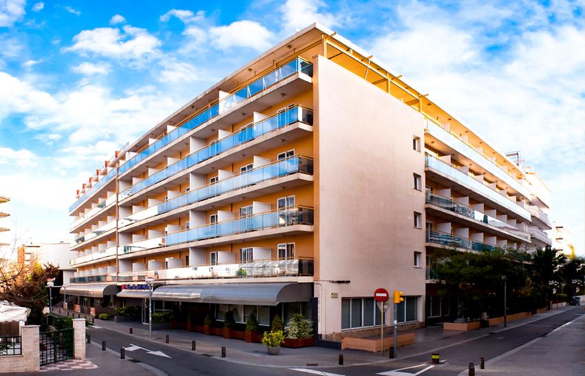 Hotel - Maria del Mar - Lloret de Mar - Aussenansicht