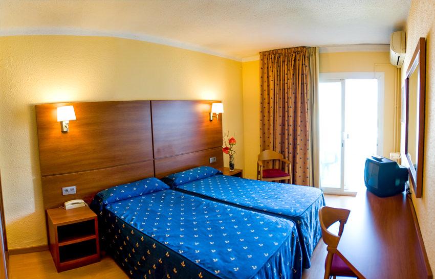 Hotel - Maria del Mar - Lloret de Mar - Zimmer