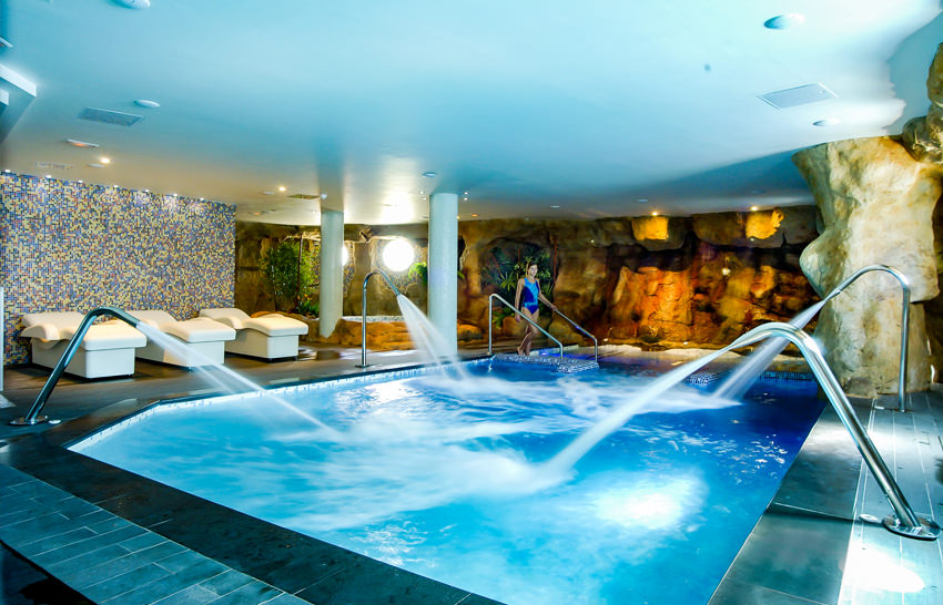 Hotel Olymic Park - Lloret de Mar - Indoor Pool