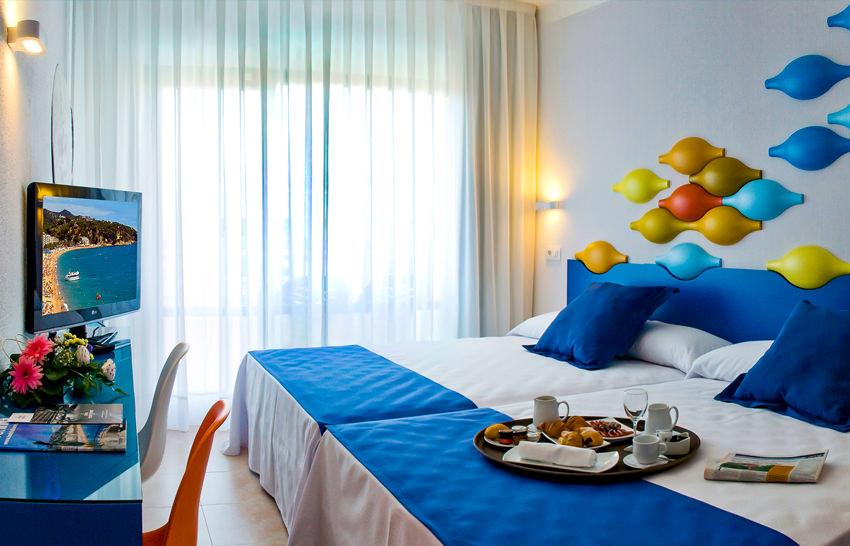Hotel Olymic Park - Lloret de Mar - Zimmer