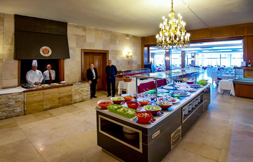 Hotel Roger de Flor Palace - Lloret de Mar - Essen / Buffet