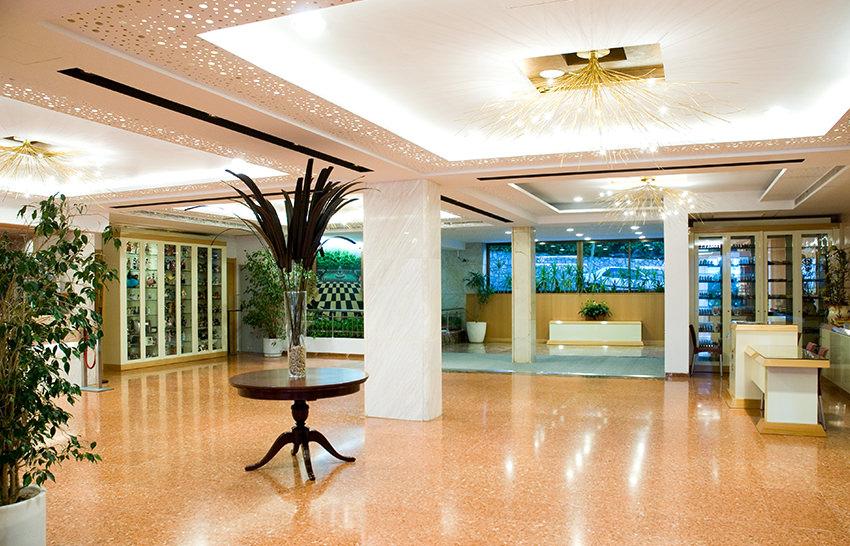 Hotel Samba - Lloret de Mar - Rezeption / Lobby