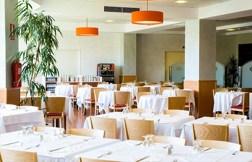 Hotel Samba - Lloret de Mar - Speisesaal