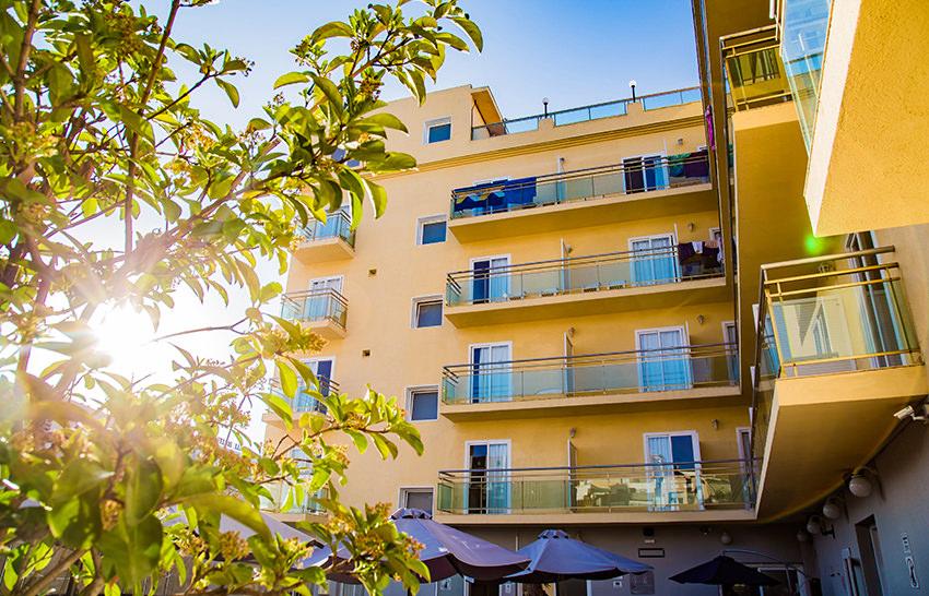 Hotel Sun Beach - Lloret de Mar - Aussenbereich