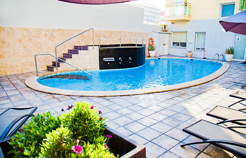Hotel Sun Beach - Lloret de Mar - Pool
