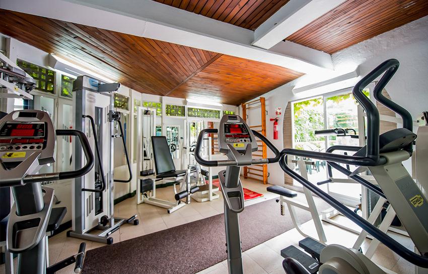 Hotel Xaine Park - Lloret de Mar - Fitnessraum