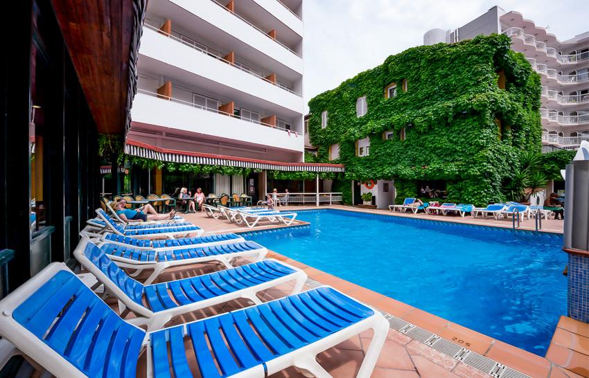 Hotel Xaine Park - Lloret de Mar - Poolanlage